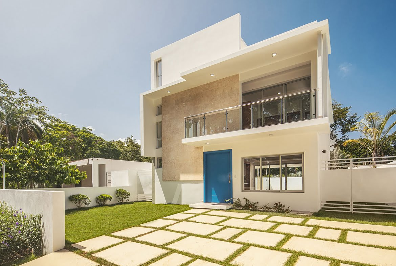 Villa en Venta moderna Tipo 2 en Perla Marina
