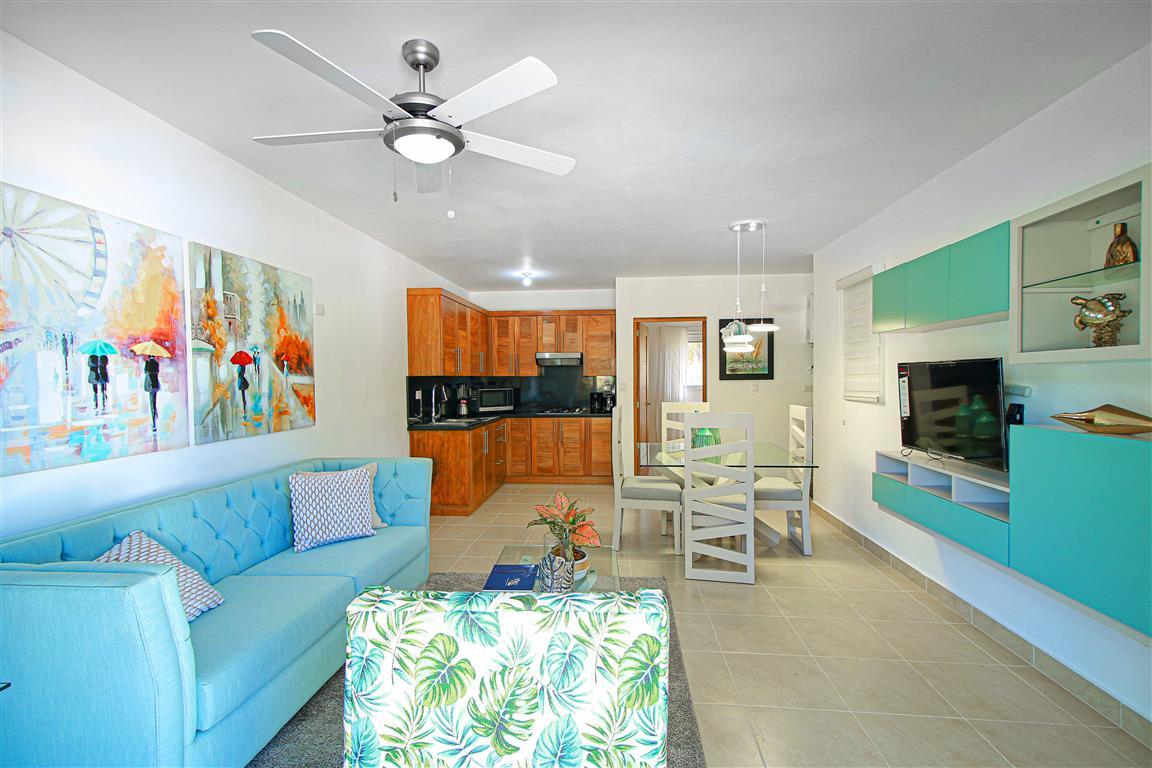 Apartamento con Vista al Mar en Cabarete