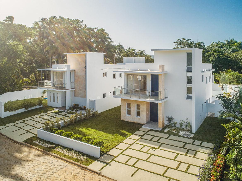 Majestuosa Villa Moderna Tipo 3 en Perla Marina | Agentes Inmobiliarios en República Dominicana 🥇 Top #1