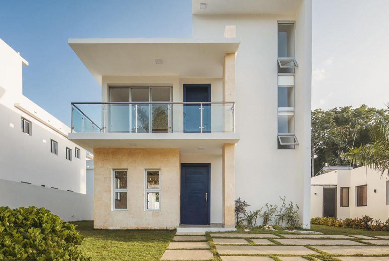 Majestuosa Villa Moderna Tipo 3 en Perla Marina