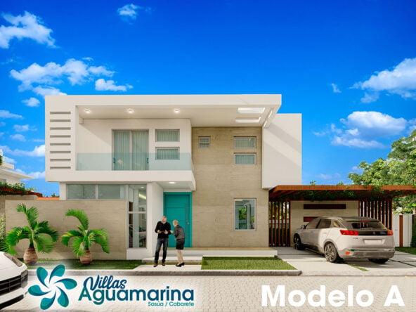 Villas Aguamarina Modelo A
