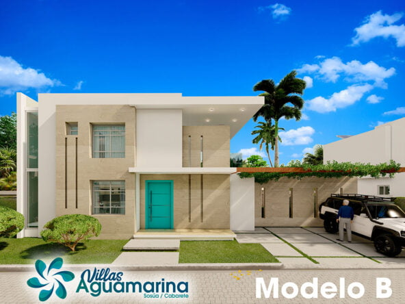 Villas Aguamarina Modelo B