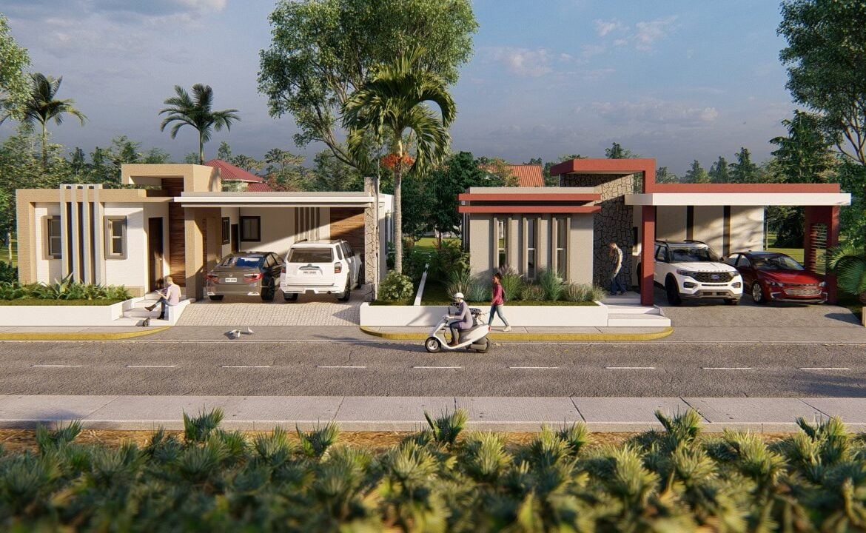 Hermosa Casa Minimalista - Paramount Properties